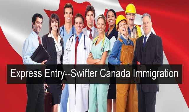 Express Entry process of Canada